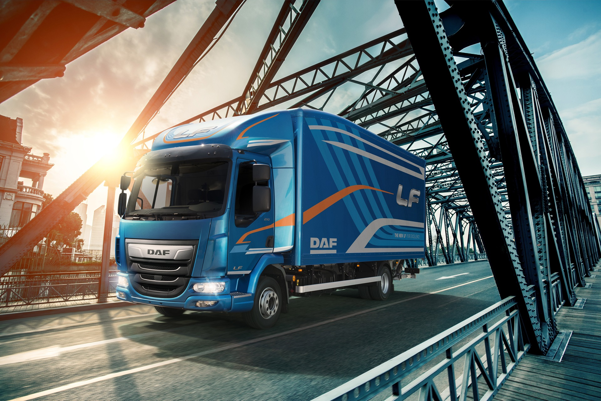 "DAF LF erneut zum ""Fleet Truck of the Year"" gekürt"