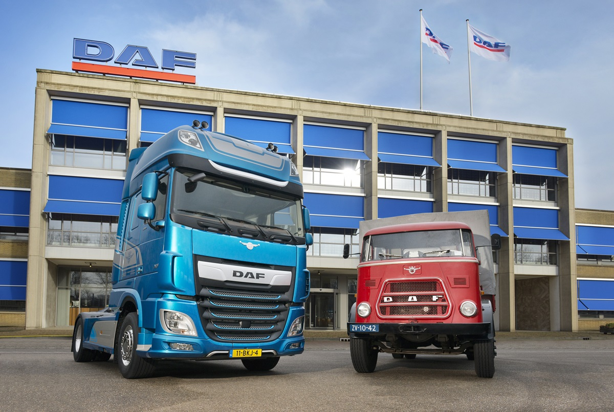 90 years of DAF