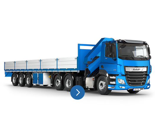 DAF CF FTN construction materials