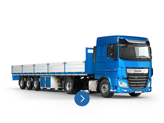 DAF XF FT trailer