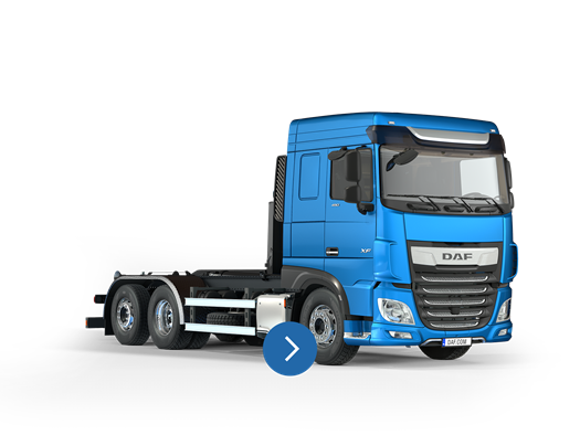 DAF XF FAN hooklift
