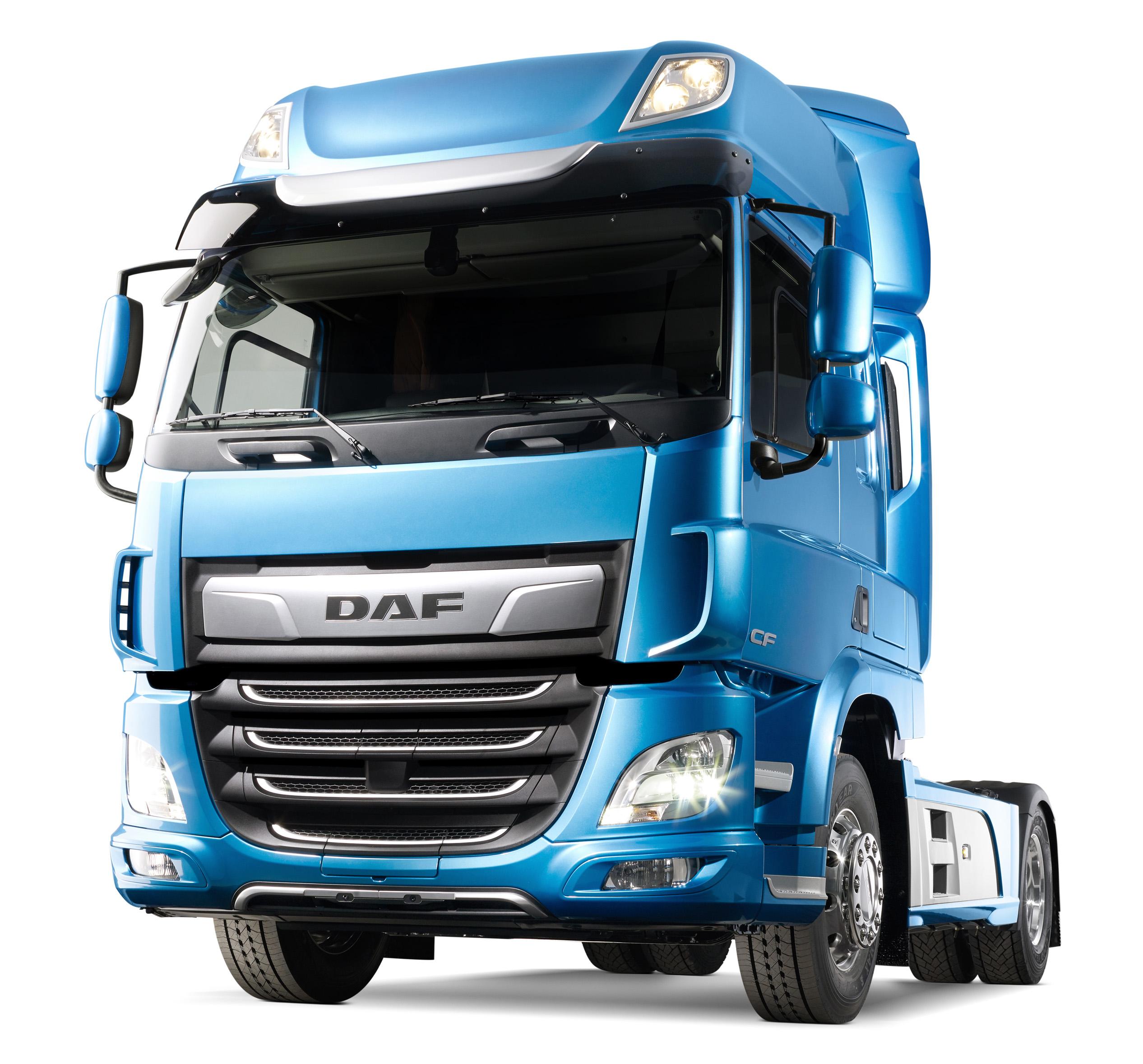 Außendesign DAF CF  DAF Trucks Deutschland GmbH