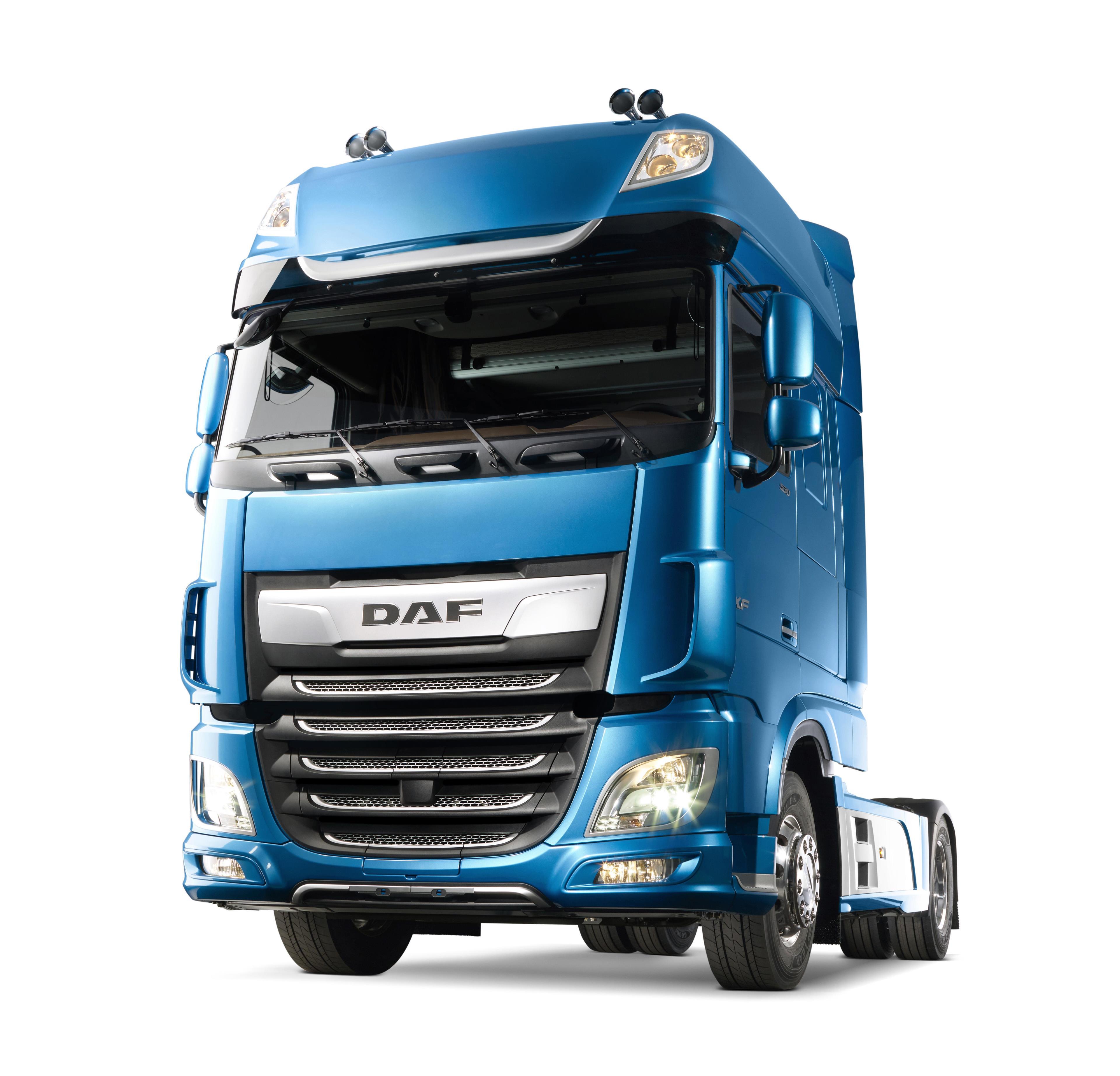Aussendesign DAF XF  DAF Trucks Deutschland GmbH