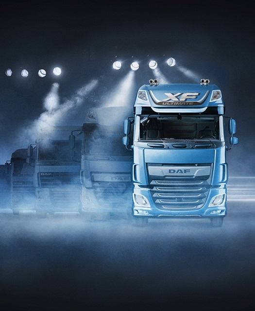 DAF XF and CF Ultimate