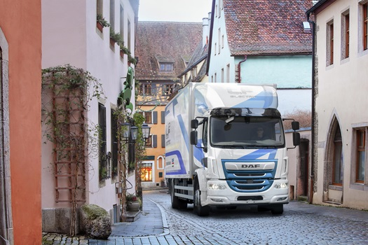 DAF-Trucks-introduces-LF-Electric